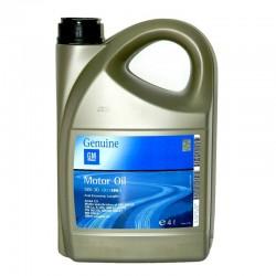 Масло GM 5W30 A3,B3,B4 API SM/CF (4л) синт.